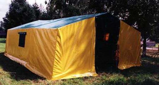Палатки специального назначения